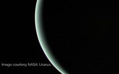 Uranus Close to Venus | 8th & 9th March