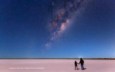 Stargazing in Western Australia
