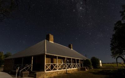 Carnamah Observing Site – Macpherson Homestead