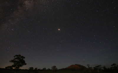 Perenjori Astrophotography Hot Spot – The Salmons