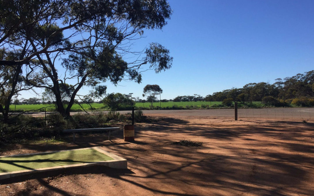 Perenjori Observing Site – Perenjori Golf Course