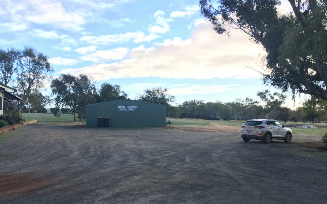 Three Springs Observing Site – Three Springs Golf Club