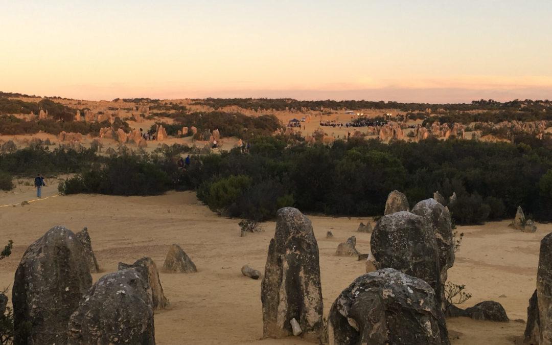 Cervantes Astrophotography Hot Spot – The Pinnacles