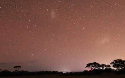 Magellanic Clouds | 2nd-10th January