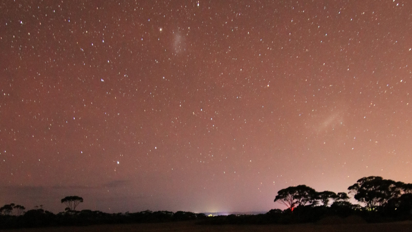 Large Magellanic Cloud nearly 200 000 light-years from
