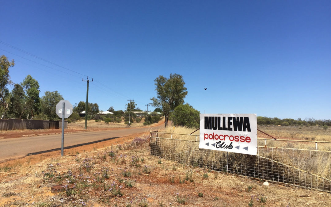 Mullewa Observing Site – Mullewa Polocrosse Club