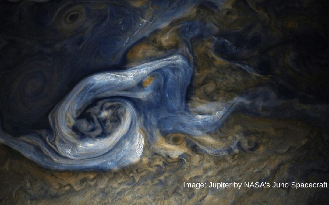 Jupiter by Juno
