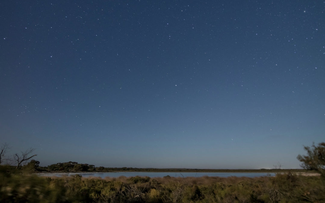 Lake Thetis Observing Site Cervantes