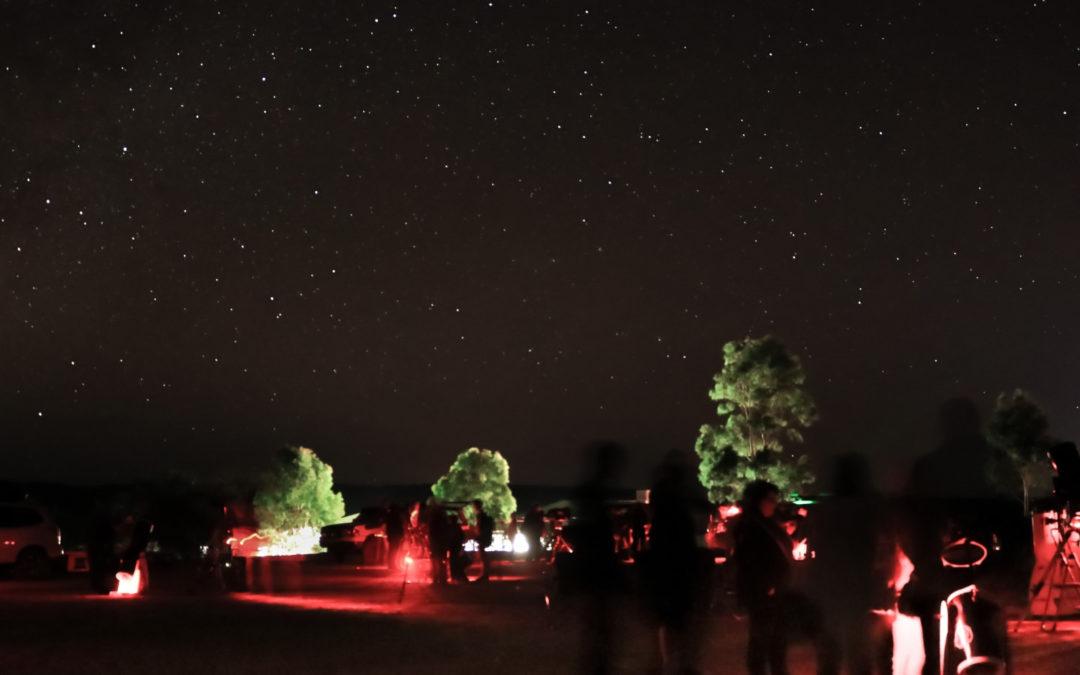 Meteor Shower Watching