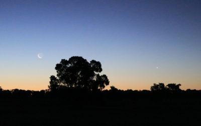 Happy New Year Stargazing | 1st January