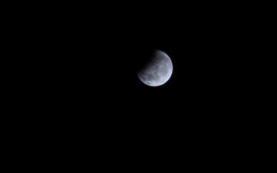 Partial Lunar Eclipse   17th July