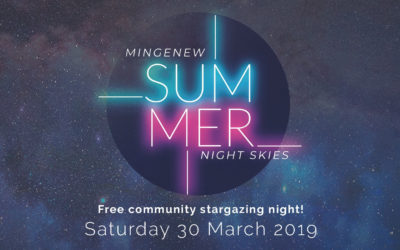 Mingenew Summer Night Skies | 30th March