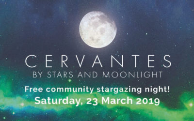 Cervantes By Stars and Moonlight | 23rd March
