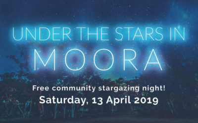 Under the Stars in Moora