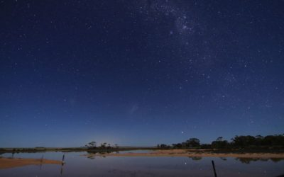 Coorow Astrophotography Hot Spot – Touche Road Lakes