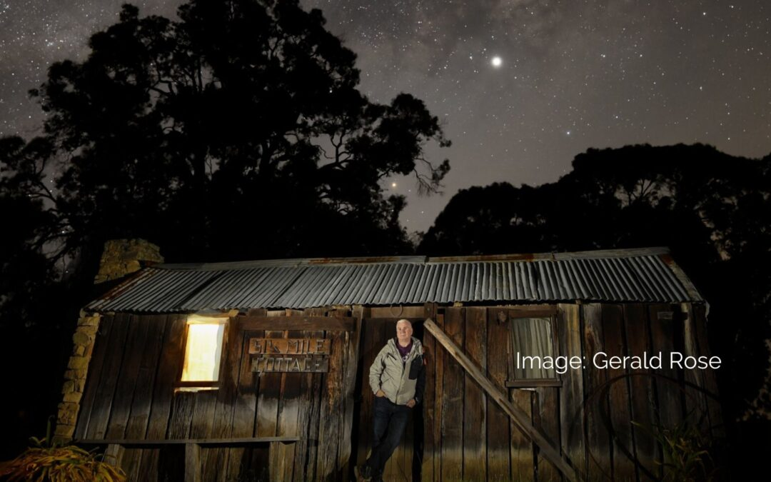 Darkan Astrophotography Hot Spot – Six Mile Cottage