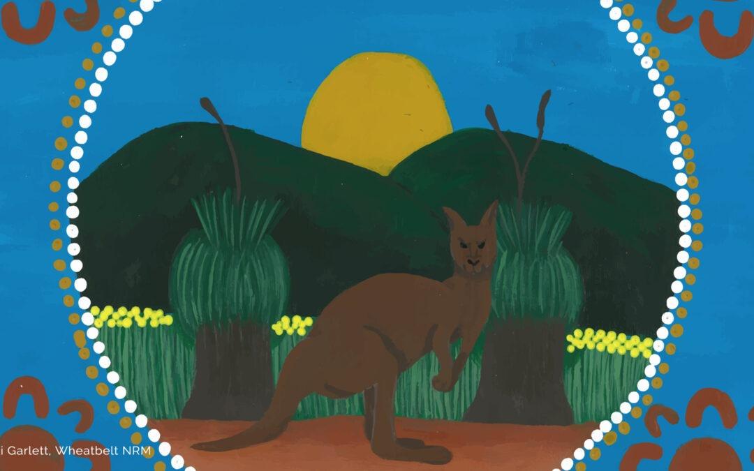 Kangaroo Totem