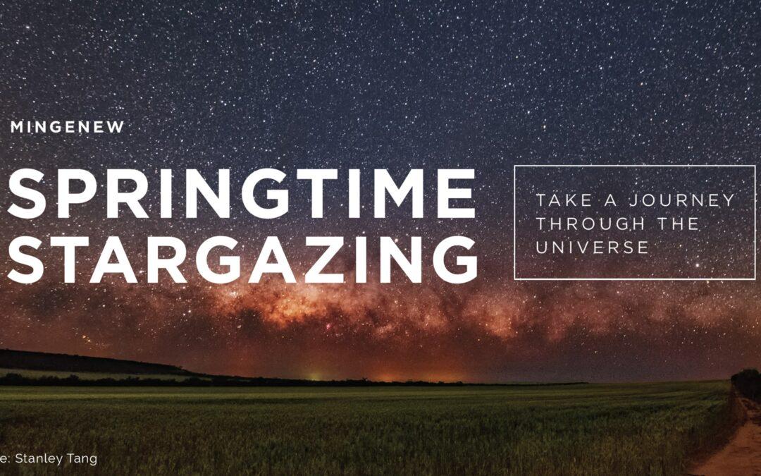 Mingenew Spring Time Stargazing | 10th October 2020