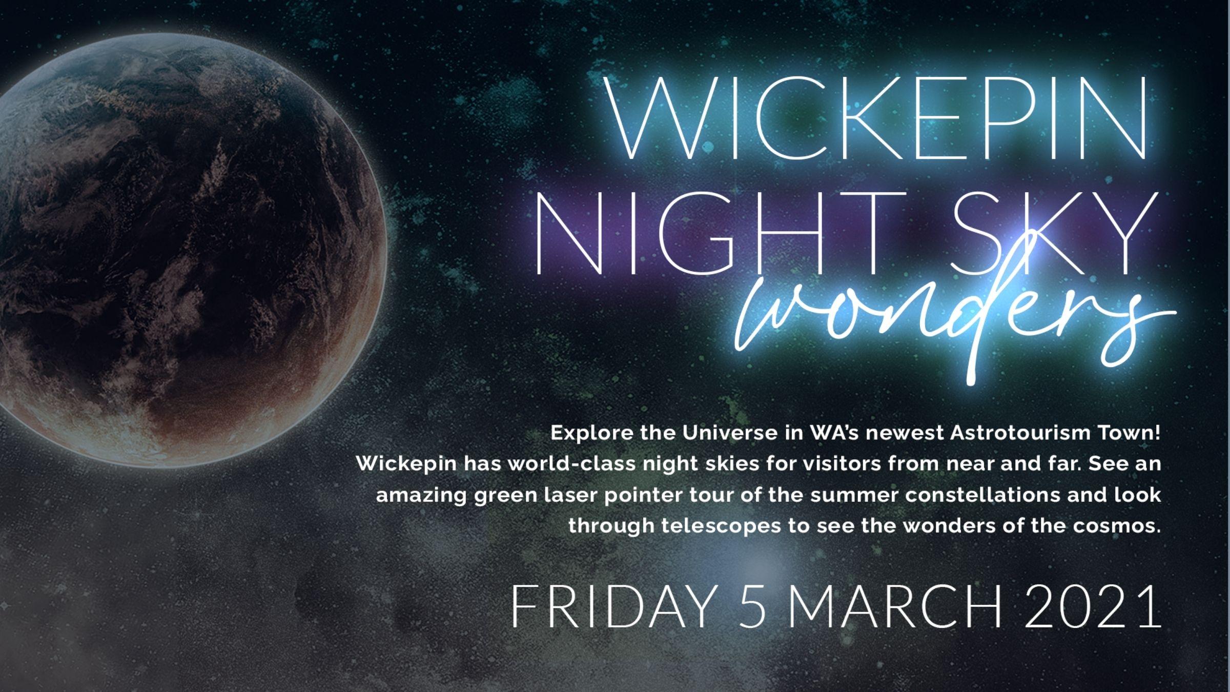 Wickepin Night Sky Wonders   5th March
